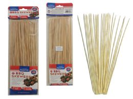 96 Units of 100 Piece Bamboo Bbq Skewers - Kitchen Gadgets & Tools