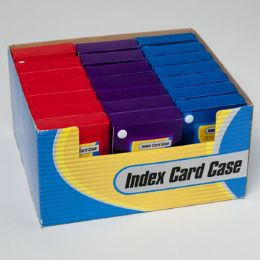 60 Units of Index Card Case