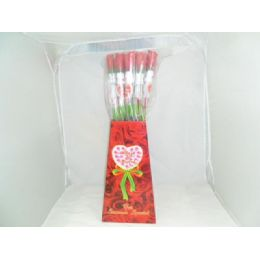 48 Units of Rose + Bear PDQ - Valentines