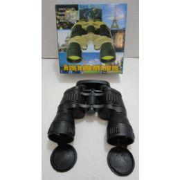 24 Units of Black Binoculars With Cloth Case - Binoculars & Compasses