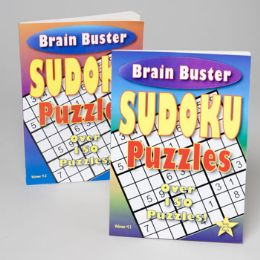 24 Units of Sudoku Puzzle Book - Crosswords, Dictionaries, Puzzle books