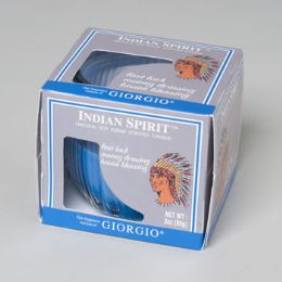 288 Units of Candle Scented Giorgio 3oz Boxed In Glass Jar (indian Spirit) - Candles & Accessories