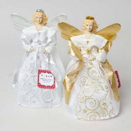 48 Units of Angel Tree Topper/table Decor - Christmas Decorations