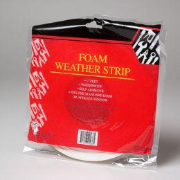 144 Units of Foam Weather Stripping - Christmas Novelties