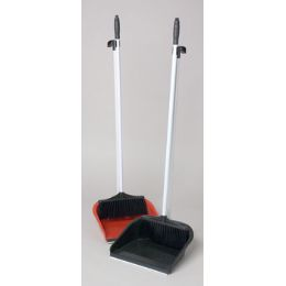 36 Units of Dust Pan & Broom Set - Cleaning Products