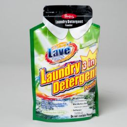 96 Units of Laundry Detergent 1 Lb Pouch Lave Mountain Scent - Laundry Detergent