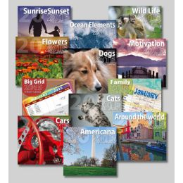 144 Units of Calendar Wall 16 Month 2015 11x12 - Calendars & Planners