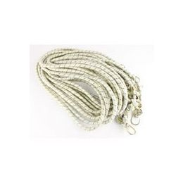 "72 Units of 12 pcs of 72"" Bungeecord White color - Bungee Cords"