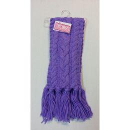 36 Units of Ladies Fashion Scarves Purple - Womens Fashion Scarves