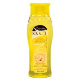 72 Units of Kraze BW 14oz Ultra Moisture With Shea Butter Body Wash - Soap & Body Wash