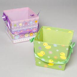 108 Units of Basket Paper EasteR - EASTER