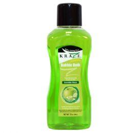 72 Units of Kraze Bubble Bath 32oz Cucumber & Melon Body Wash - Soap & Body Wash