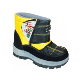 15 Units of Children Printed Winter Boots - Girls Boots