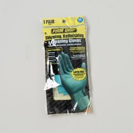 128 Units of Gloves - Firm Grip Stripping And Refinishing Medium - Kitchen Gloves