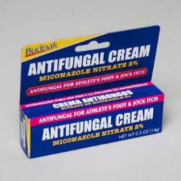 96 Units of Antifungal Cream .5 Oz Spanel Color Boxed Budpak - Skin Care