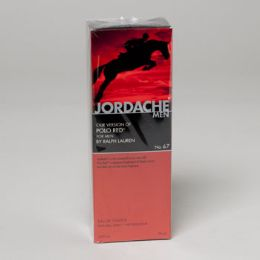 108 Units of Fragrance Jordache Men Our Version Of Polo Red 3 oz - Perfumes and Cologne