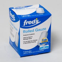 216 Units of Gauze Rolled 2in X 4.1yd - Skin Care