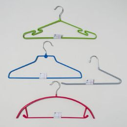 144 Units of 4 Asst Style Hangers - Hangers