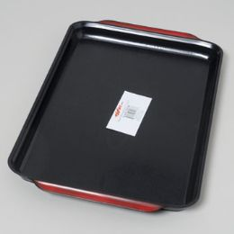 48 Units of 17.5 X 11.5 Inch Black Serving Tray - Serving Trays