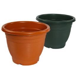 50 Units of Round Terra Cotta Planter - Garden Planters and Pots