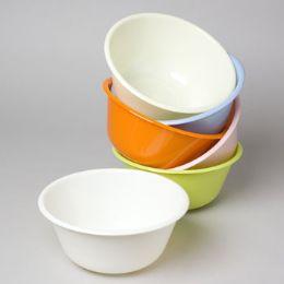 96 Units of Multi Purpose Bowl 10.5in Dia 6 Colors #mixing Bowl - Baking Supplies