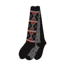120 Units of Tipi Toe Knee Highs - Womens Knee Highs