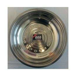 72 Units of 34'' Stainless Bowl - Baking Supplies
