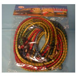 96 Units of 10pc 36'' Bungee cord, - Bungee Cords