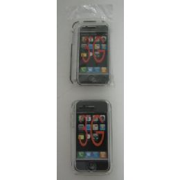 72 Units of Clear Plastic IPhone Cover - Cell Phone & Tablet Cases