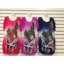72 Units of Ladies Fashion Shirt - Woman & Junior Girls