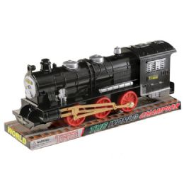 24 Units of Western Locomotive With Lights And Sound - Light Up Toys