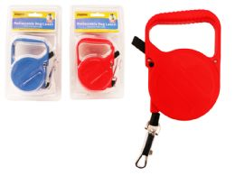 144 Units of Retractable Pet Dog Leash - Pet Collars and Leashes