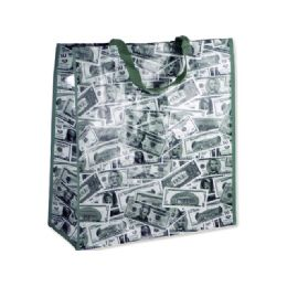 96 Units of Bag Shopping Us Dollar 45x50x22asst - Bags Of All Types