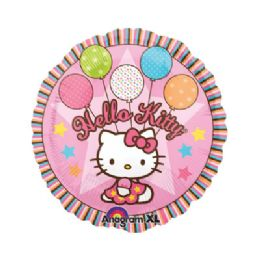 100 Units of AG 18 LC Hello Kitty Balloons