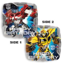 100 Units of AG 18 LC Transformers Birthday - Balloons/Balloon Holder