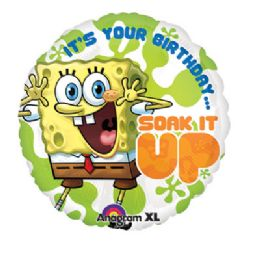 100 Units of AG 18 LC Spongebob B-Day