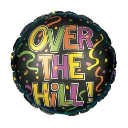 100 Units of CT 17 DS Festive Over the Hill - Balloons/Balloon Holder