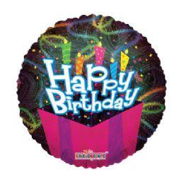 100 Units of CV 18 SS Happy Birthday Suprise! - Balloons/Balloon Holder