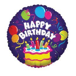 100 Units of Cv 18 SS B-Day Happy Cake