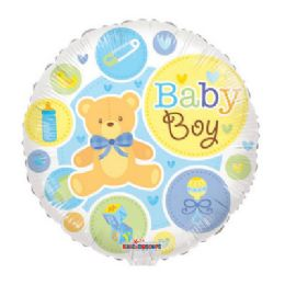 100 Units of CV 18 DV Baby Boy Bear Gellibean