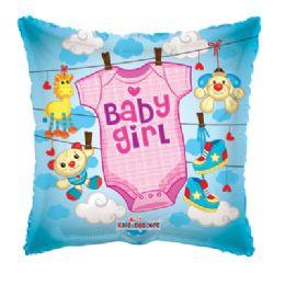 100 Units of CV 18 DV Baby Girl Clothes Sq