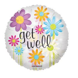 100 Units of CV 18 DS Get Well Daisies CLV