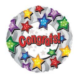 100 Units of CT 17 DS Congrats Stars