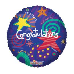 100 Units of CV 18 DS SV Festive Congrats - Balloons/Balloon Holder