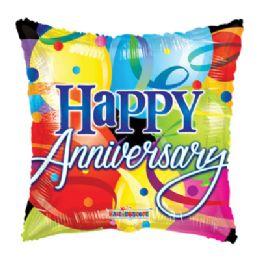 100 Units of CV 18 DS Anniversary w/ BalloonsCV 18 DS Anniversary w/ Balloons - Balloons/Balloon Holder