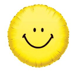 100 Units of CV 18 SS Yellow Smiley