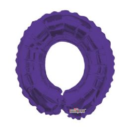 100 Units of CV 14 DS Purple Number 0 - Balloons/Balloon Holder