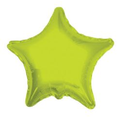 100 Units of CV 18 DS Star Lime Green