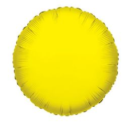 100 Units of CV 18 DS Round Yellow
