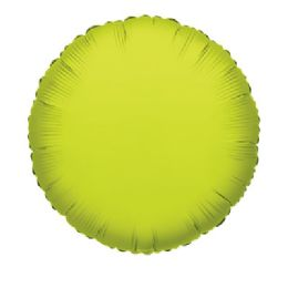 100 Units of CV 18 DS Round Lime Green